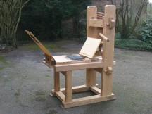 One-pull press